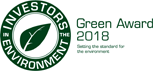 Investors in Environment Green Award