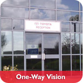 One-Way Vision