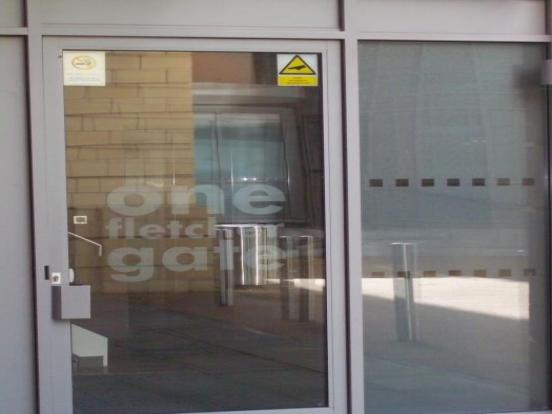 191da481dfc Frosted Window Graphics and Glazing Manifestation
